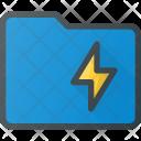 Fas Lighting Flash Icon