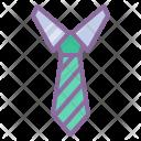 Fashion Necktie Tie Icon