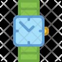Fashion Watch Hand Icon
