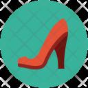 Fashion Shoes Heel Icon