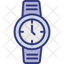 Fashion Hand Watch Timer Icon