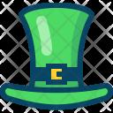 Fashion Hat Head Icon
