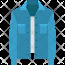 Fashion Jacket Shirt Icon