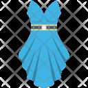 Fashion Party Dress Icon
