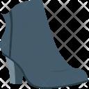 Fashion Footwear Heel Icon