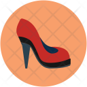Fashion Shoe Heels Icon