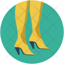 Fashion Women Lady Icon