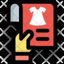Fashion Article Icon