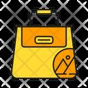 Fashion Bag Handbag Purse Icon