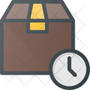 Fast Time Box Icon