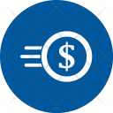 Fast Coin Icon