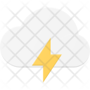 Fast cloud Icon