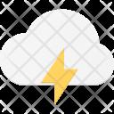 Fast Symbol Cloud Icon