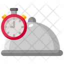 Delivery Food Time Icon