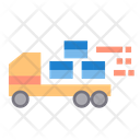 Fast Delivery Shipping Truck Truck Icon