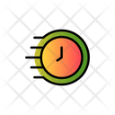 Fast Delivery Fastest Delivery Service Icon