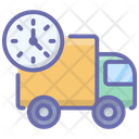 Fast Delivery Logistic Delivery Quick Delivery Icon