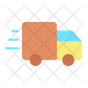 Iads Transport Fast Delivery Delivery Truck Icon