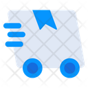 Delivery Van Shipping Truck Cargo Van Icon