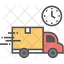 Delivery Duration Delivery Scheduling Delivery Time Icon