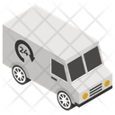 Fast Delivery Delivery Truck Delivery Van Icon