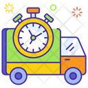 Ast Delivery Delivery Truck Delivery Van Icon