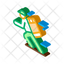 Courier Express Delivery Icon
