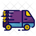 Fast Delivery Shipping Delivery Icon