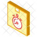 Fast Delivering Time Icon