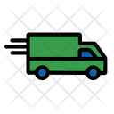 Delivery Logistic Shipping Icon