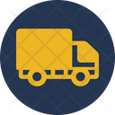 Fast Delivery Cargo Delivery Services Icon
