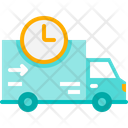Fast Delivery Delivery Truck Icon