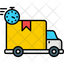 Fast Delivery Delivery Express Icon