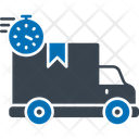 Fast Delivery Express Fast Icon