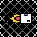 Fast Delivery Fast Box Icon