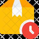 Fast Delivery Box Icon
