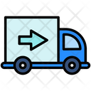 Fast Delivery Delivery Truck Fast Icon