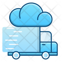 Truck Transport Shipping Icon
