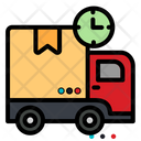 Fast Delivery Truck Truck Vehicle Icon