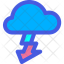 Fast Download Icon
