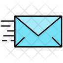 Fast Email Fast Mail Send Fast Icon