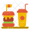 Food Drink Water Icon