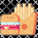 Fast Food Food Junk Food Icon