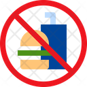 Not Burger Fastfood Icon