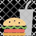 Fast Food Coke Icon