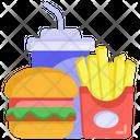 Food Junk Food Fast Food Icon