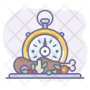 Fast Stopwatch Time Icon