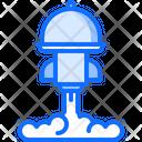 Rocket Cloche Food Icon
