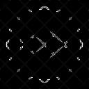 Music Rewind Ui Icon