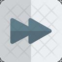 Fast Forward Forward Key Icon